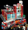 LEGO City 60004 Tűzoltóállomás