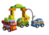 LEGO 10552 LEGO DUPLO kreatywne auta