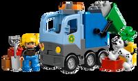 LEGO Duplo 10519 śmieciarka