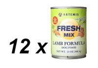 Artemis Fresh Mix Lamb Dog Food 12 x 370g
