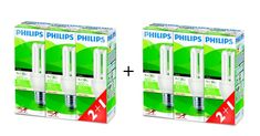 Philips GENIE 11W E27 pack 6ks