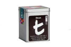 Dilmah Čaj bílý WHITE LITCHEE NO.1 HAND ROLLLED