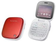 Alcatel One Touch 810 diamond, Red&White