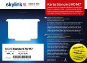 Skylink Karta Skylink standard HD M7 (IR)