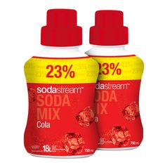 Sodastream Cola Velký 2 x 750 ml