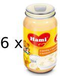 Hami Banány s tvarohem - 6 x 190g