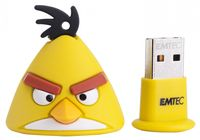 Emtec Angry Birds Yellow, 8GB