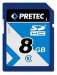 Pretec SDHC 8GB (class 10)