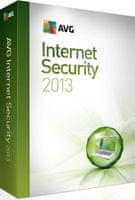 AVG Internet Security 2013, 2 lic./12 měs.