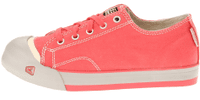 KEEN Coronado Lace Jr Hot Coral/Pumice Stone (UK13,0)