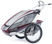Chariot CTS CX 2 Disc + Bike