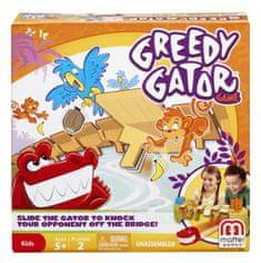 Mattel Hladový aligátor