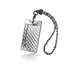 Silicon Power USB flash disk Drive Touch 851, 16GB, stříbrný