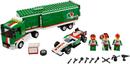 City 60025 Ciężarówka ekipy wyścigowej