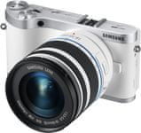 Samsung NX300 + 18-55 mm