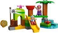LEGO DUPLO 10513 Jake i piraci z Nibylandii