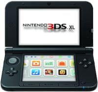 Nintendo 3DS XL Čierny