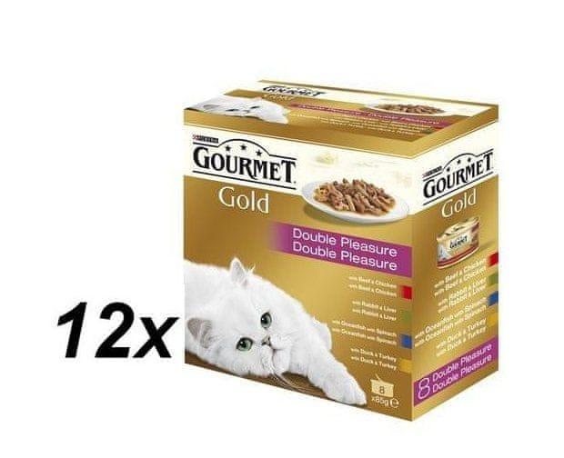 Gourmet Gold Mix gril 12 x ( 8x85g )