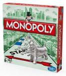 HASBRO Nové Monopoly CZ