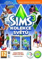Electronic Arts The Sims 3 Kolekce světů / PC