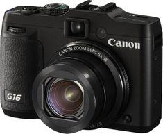 Canon PowerShot G16 + 1400 Kč od Canonu zpět