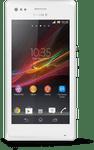 Sony Xperia M Dual SIM, C2005, bílá
