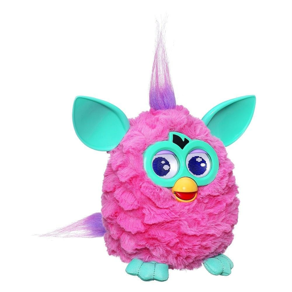 Furby Růžovo-tyrkysová - II. jakost