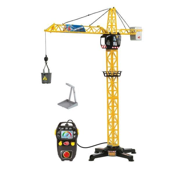 Dickie Jeřáb Giant Crane 100cm, kabel - II. jakost