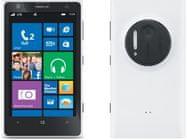 Nokia Lumia 1020, biela