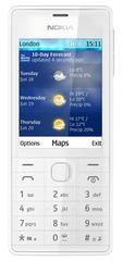 Nokia 515, Dual SIM, bílá