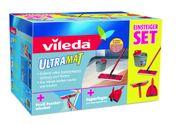 Vileda Ultramat set box + smetáček a stěrka