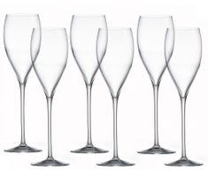 Ritzenhoff&Breker Sklenice na šampaňské Magnifico 6 ks