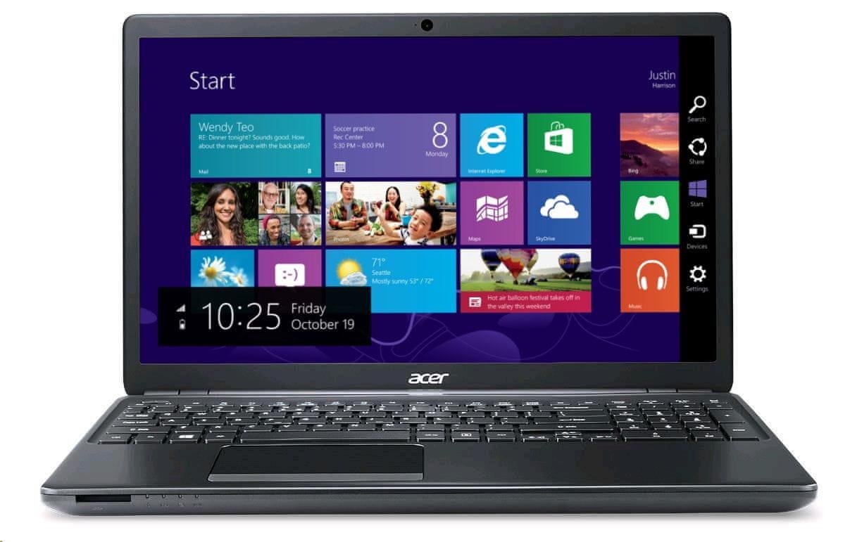 Acer Aspire E1-530-21174G50Mnkk (NX.MEQEC.001) + brašňa a myš ZADARMO