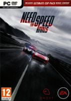 EA Sports Need for Speed Rivals Limited Edition / PC
