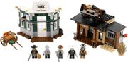 Lego The Lone Ranger 79109 Mesto Colby