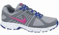 Nike Wmns Downshifter 5 grey/pink/blue 9,5 (41,0)