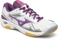 Mizuno Wave Twister 2 W White/Purple Magic/Eletric 7,0 (40,5)