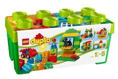 Lego DUPLO vse v enem - škatla zabave 10572