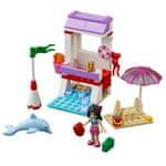 Lego Friends: Emina reševalna postaja 41028