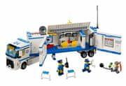Lego CITY Mobilna policijska enota 60044