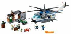 Lego CITY 60046 Vrtulníková hlídka