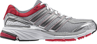 Adidas Response Cushion 21 W silver/red/iron 7,0 (40,7)