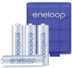 Sanyo Baterije Eneloop AA, 4 kosi