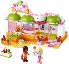 Lego Friends: Sadni bar v Heartlaku 41035