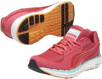 Puma Faas 500 Wn's teaberry red-white-vermillion orange 4,5 (37,5)