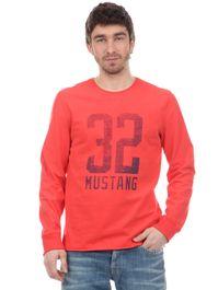 Mustang 8334-1654_ss14 M czerwony