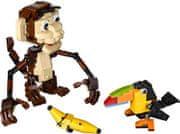 Lego Creator gozdne živalice 31019