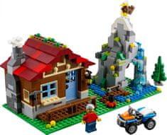Lego CREATOR gorska koča 31025