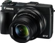 Canon PowerShot G1 X Mark II + předplatné Adobe Creative Cloud ZDARMA!