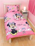 Disney Otroška posteljnina Minnie Mouse Shopaholic